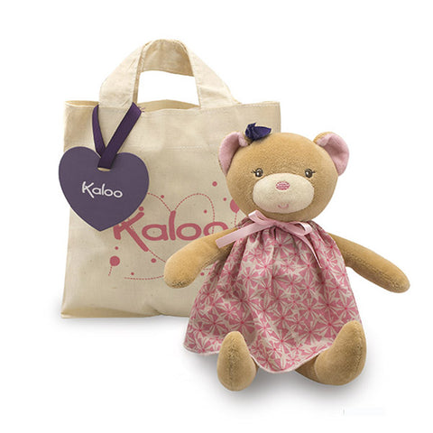Kaloo Doudou Bear Doll - vendor-unknown - Little Funky Monkey - 1