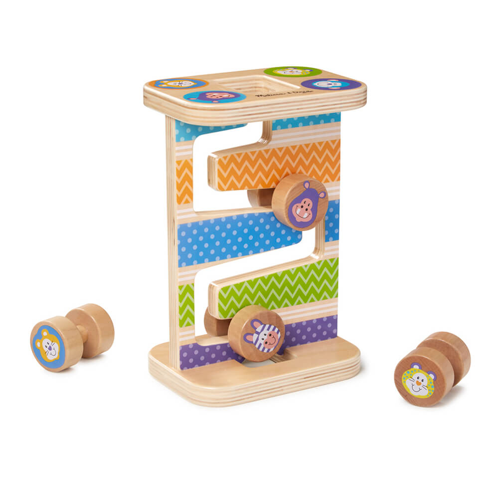 Melissa and Doug Safari Zig Zag Tower