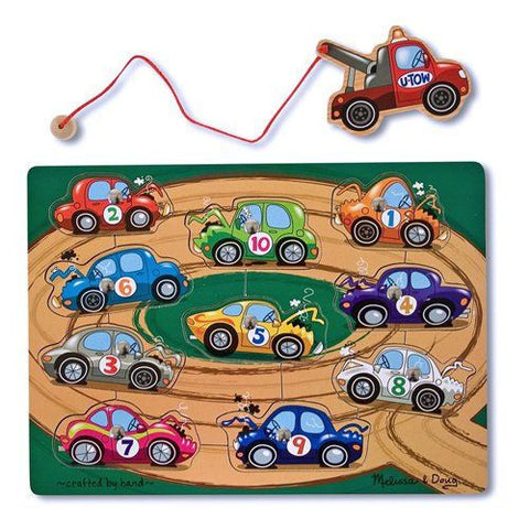 Melissa and Doug: Magnetic Towing Game - Melissa and Doug - Little Funky Monkey