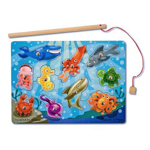 Melissa and Doug: Magnetic Fishing Game - Melissa and Doug - Little Funky Monkey