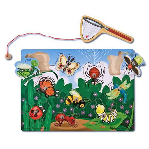 Melissa and Doug: Magnetic Bug Catching Game - Melissa and Doug - Little Funky Monkey