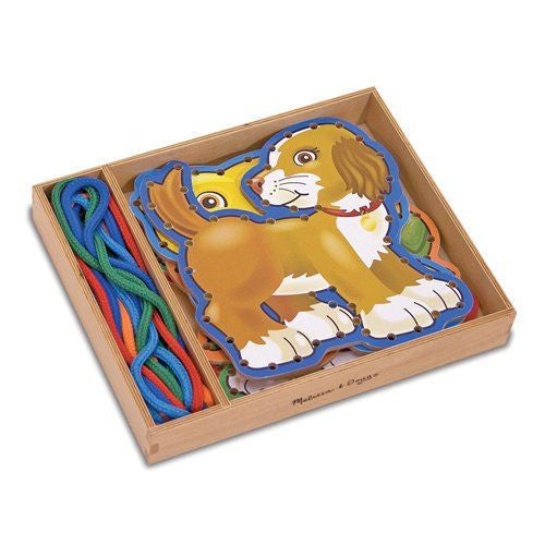 Melissa and Doug: Lace & Trace Pets - Melissa and Doug - Little Funky Monkey