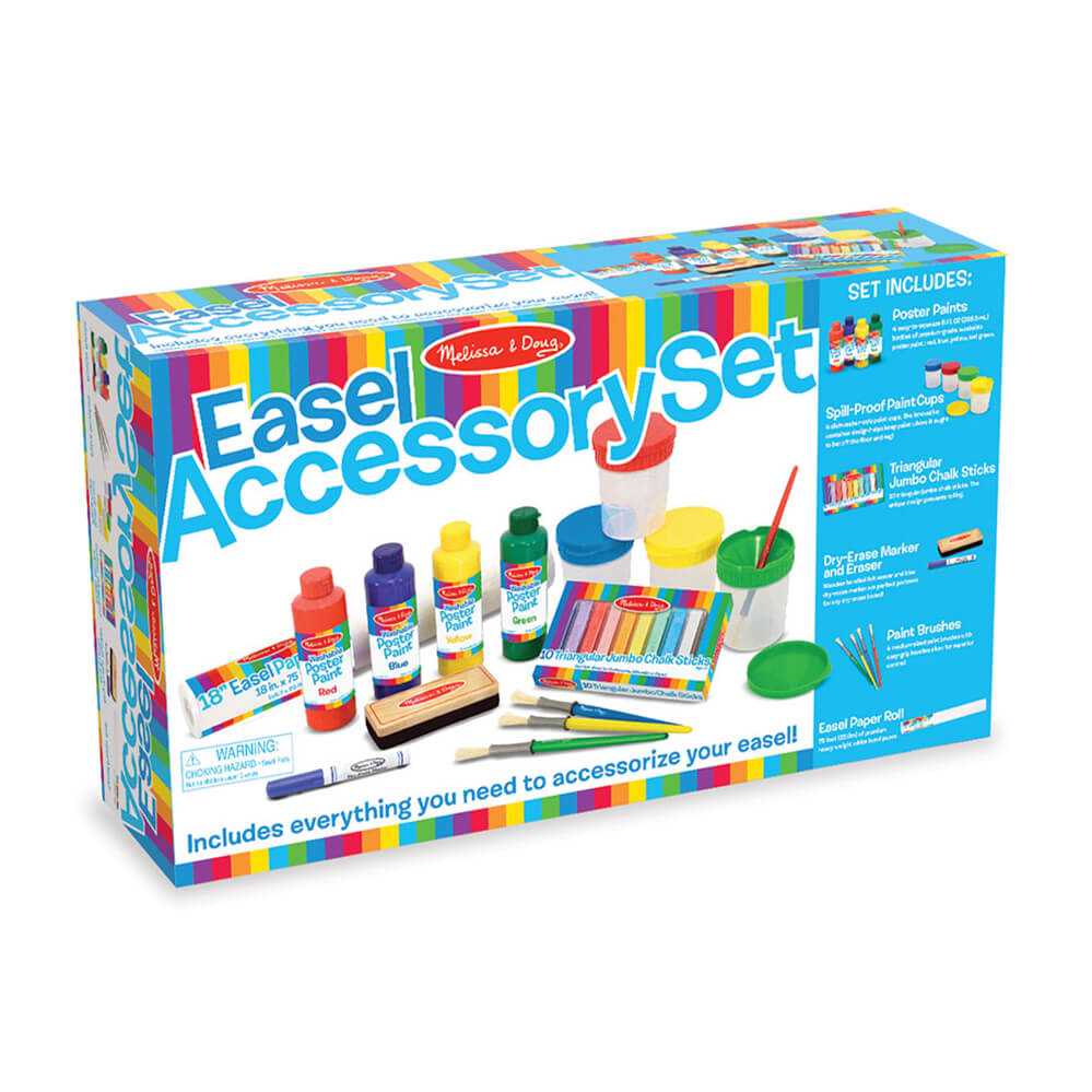 Melissa and Doug: Easel Accessory Set