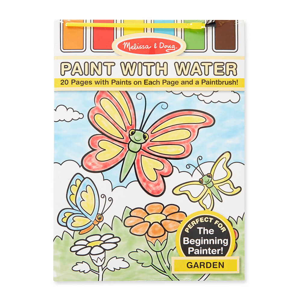Melissa and Doug: Garden Paint with Water