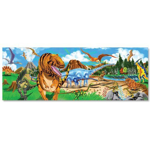 Melissa and Doug: Land of Dinosaurs Floor Puzzle 48pc - Melissa and Doug - Little Funky Monkey