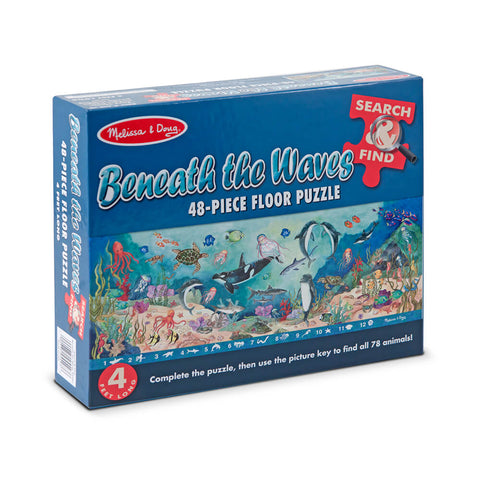 Melissa and Doug Search & Find Beneath the Waves