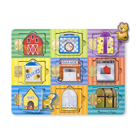 Melissa and Doug: Magnetic Hide & Seek Board - Melissa and Doug - Little Funky Monkey