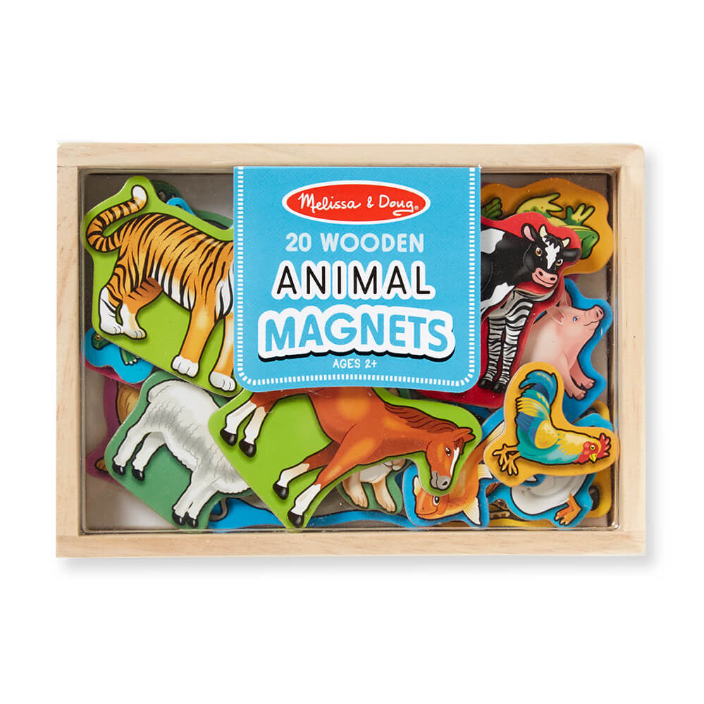 Melissa and Doug: Magnetic Animals