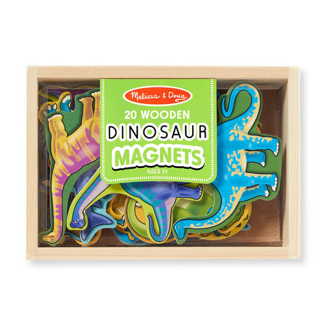 Melissa and Doug: Magnetic Dinosaurs