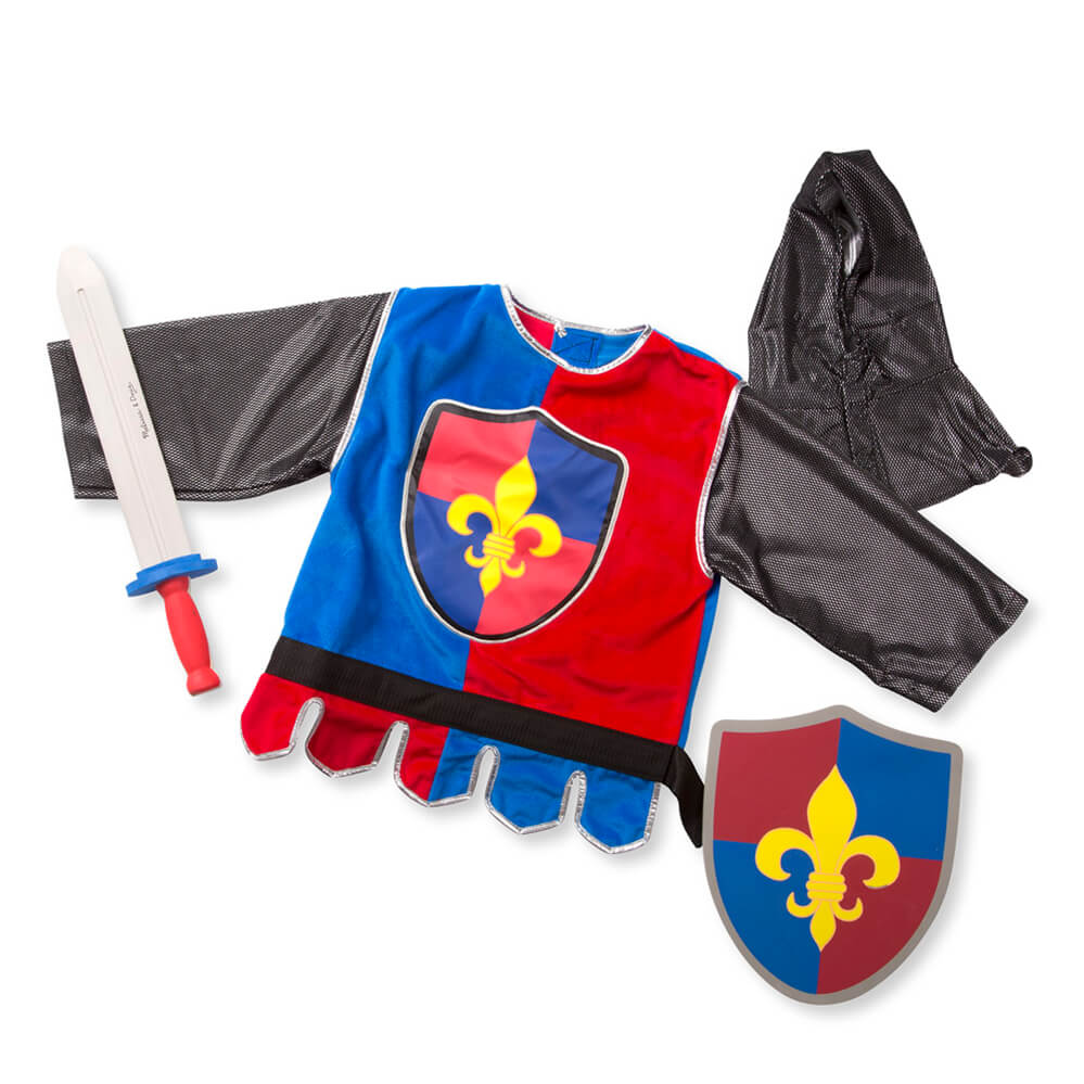 Melissa and Doug Knight Costume