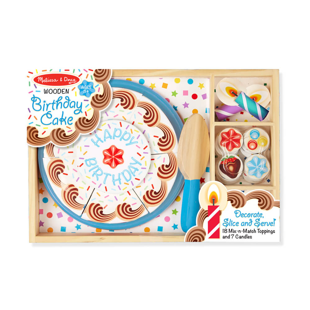 Melissa and Doug: Birthday Party Cake