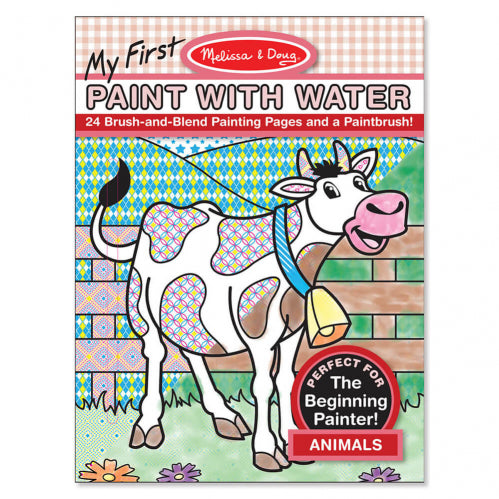 Melissa and Doug Animals My First Paint with Water - Melissa and Doug - Little Funky Monkey - 1