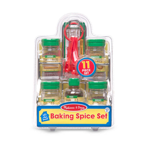 Melissa and Doug Baking Spice Set