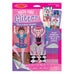 Melissa and Doug: Ballet and Dance Fashions Mess Free Glitter - Melissa and Doug - Little Funky Monkey - 1