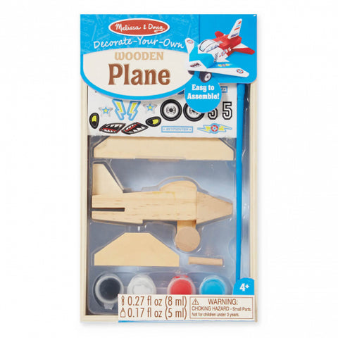 Melissa and Doug Plane Design your Own - Melissa and Doug - Little Funky Monkey - 1