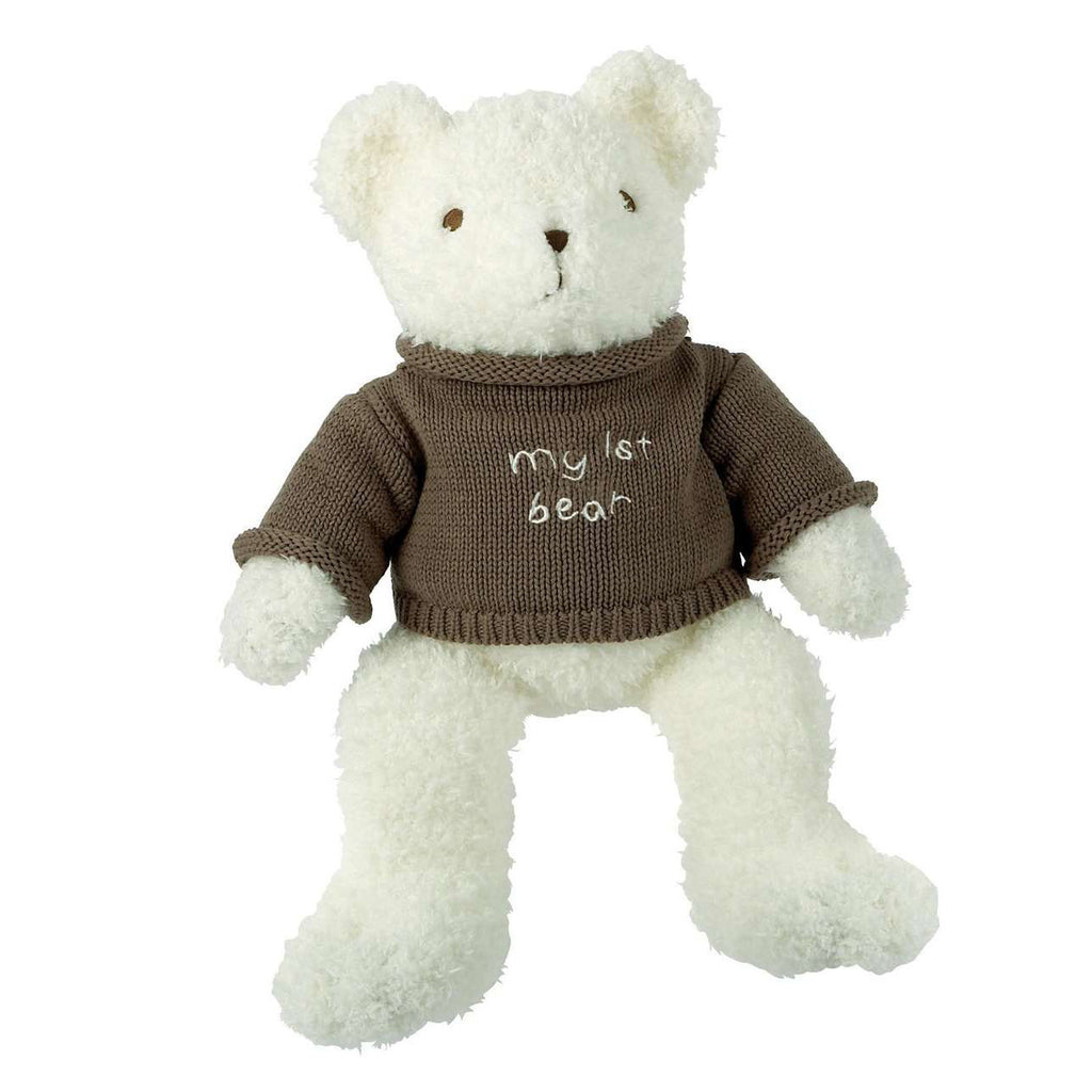 Mamas and Papas: Soft Toy Bear - vendor-unknown - Little Funky Monkey
