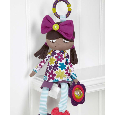 Mamas and Papas: Bonnie Rag Doll - vendor-unknown - Little Funky Monkey
