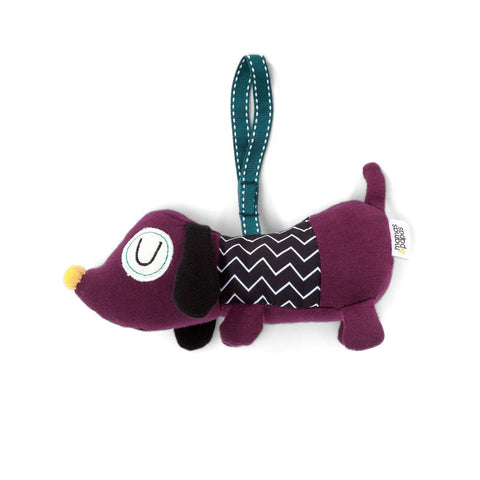 Mamas and Papas: Dog Hanging Toy - vendor-unknown - Little Funky Monkey