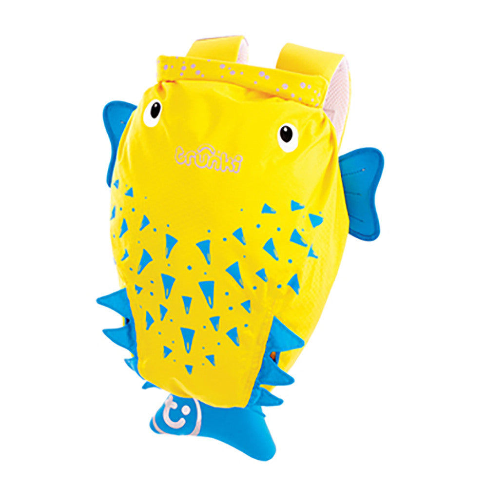 Trunki Paddlepack Spike Blowfish - vendor-unknown - Little Funky Monkey - 1