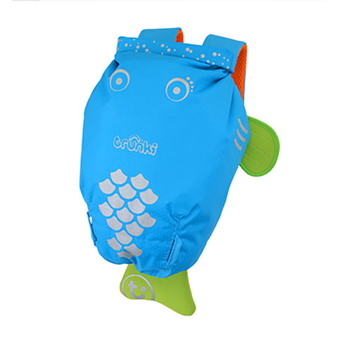 Trunki Paddlepack Bob Blue - vendor-unknown - Little Funky Monkey - 1