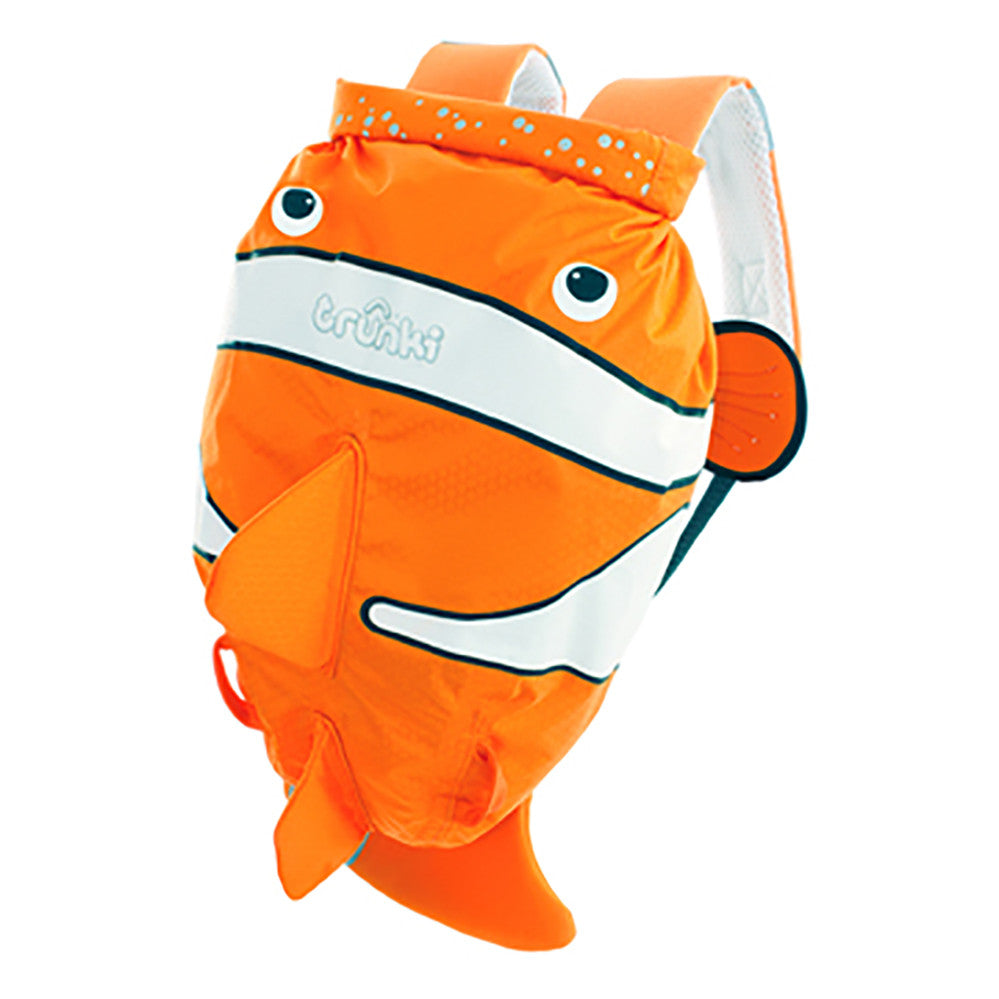 Trunki Paddlepack Chuckles Clown Fish - vendor-unknown - Little Funky Monkey - 1