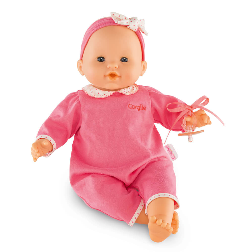Corolle Pink Classique Doll - Corolle - Little Funky Monkey - 1