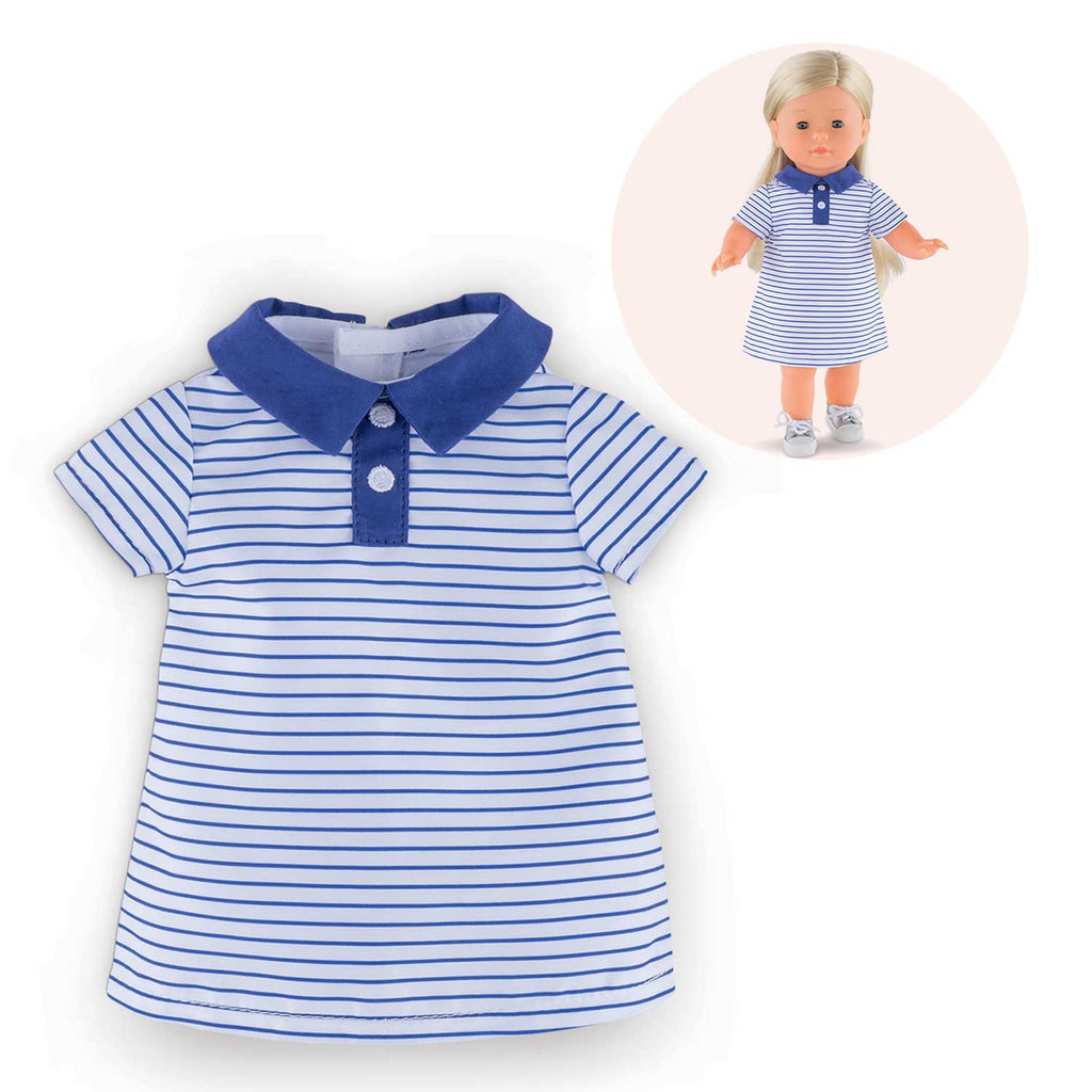 Corolle 36cm Polo Dress Ma Corolle