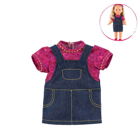 Corolle 36cm Overalls Denim Dress Ma Corolle - Corolle - Little Funky Monkey - 1