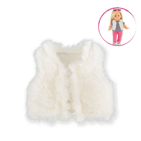 Corolle 36cm Sleveless Fake Fur Jacket Ma Corolle - Corolle - Little Funky Monkey - 1