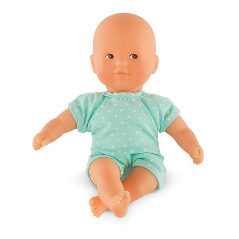Corolle Calin Mini Sweet Heart Green - Corolle - Little Funky Monkey - 1