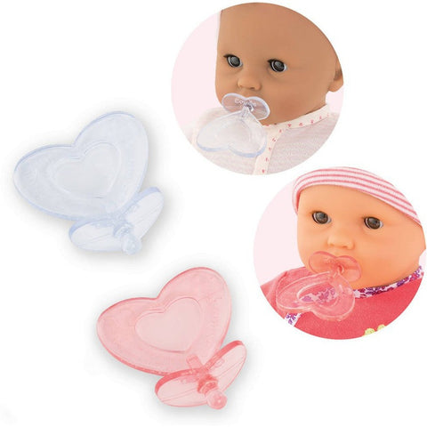 Corolle 30cm Pacifiers Set