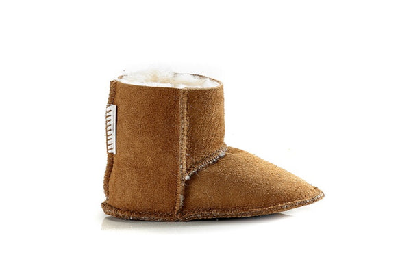Sheepskin Toddler Booties