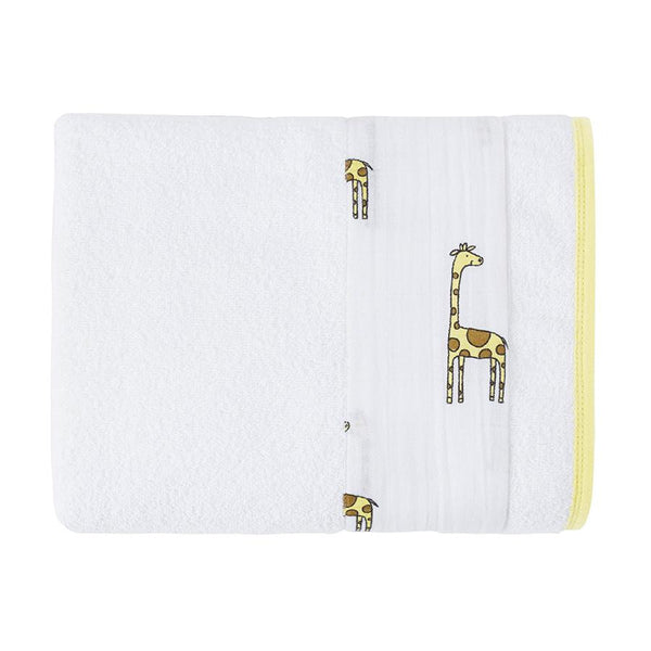 'Jungle Jam' Toddler Towel aden + anais