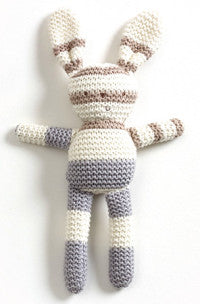 Knitted Bunny Neutral