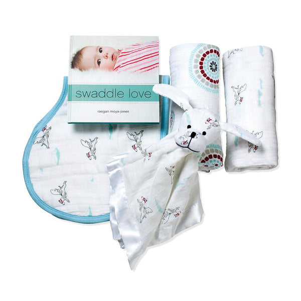 'Liam the Brave' New Beginnings Gift Set aden + anais