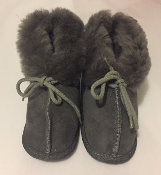 'Koala' Toddler Wool Booties