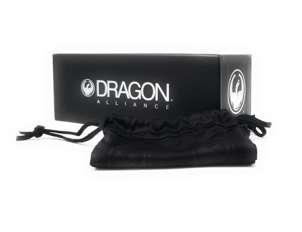 DRAGON Sunglasses THE JAM 2 011 Matte Black Square Unisex 69x10x140