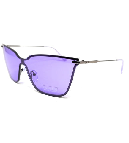 CALVIN KLEIN Sunglasses CK18115S 550 Light Purple Shield Women's 64x16x140
