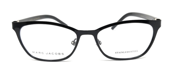 MARC JACOBS Eyeglasses MARC 77 65Z Shiny Black Women's 52x17x140