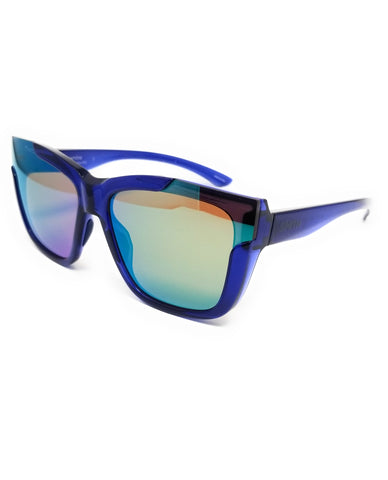 SMITH Sunglasses DREAMLINE OXZ Blue Cry Women 62x17x140