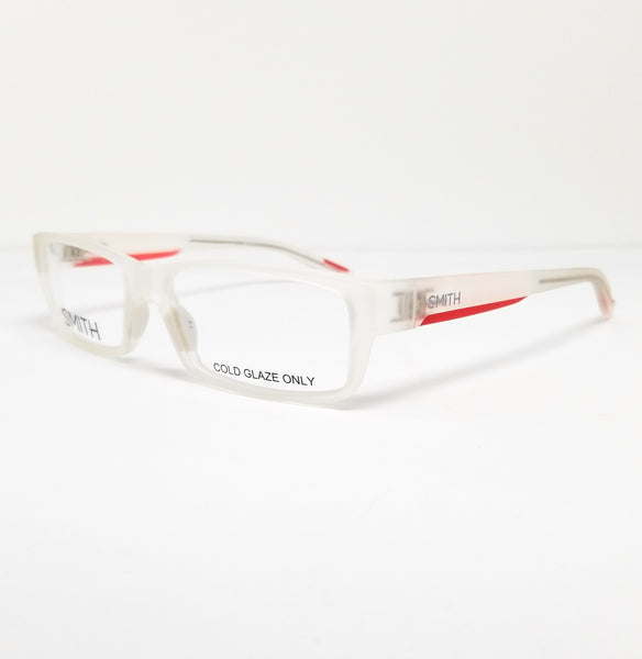 SMITH Eyeglasses BROADCAST 2.0 2K8 Cry Red Men 54x16x140