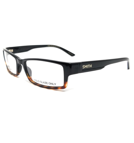 SMITH Eyeglasses FADER 2.0 SII Blk Fade Tortis Men 53x17x140