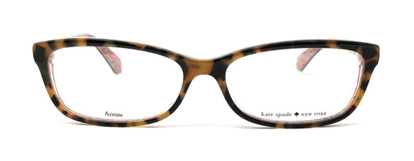KATE SPADE Eyeglasses JESSALYN 2NL Havn Ptrn Green Women 54x15x140
