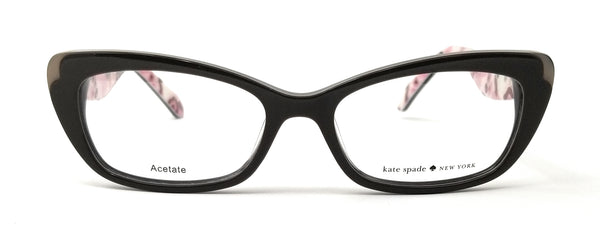 KATE SPADE Eyeglasses LARIANNA W53 Brown Nude Women 52x17x135