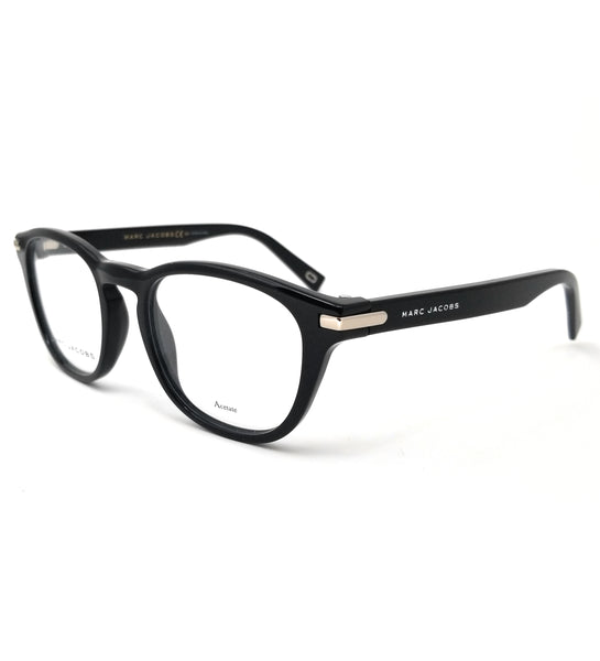 MARC JACOBS Eyeglasses MARC 189 807 Black Unisex 50x20x145