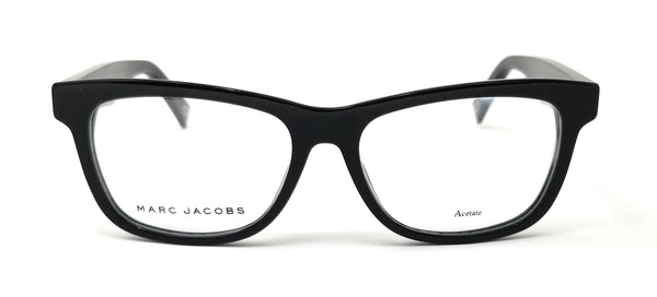 MARC JACOBS Eyeglasses MARC 235 807 Black Unisex 53x16x145