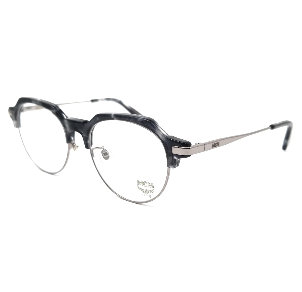 MCM Eyeglasses MCM2660A 404 Sparkly Jeans Oval Unisex 52x18x140