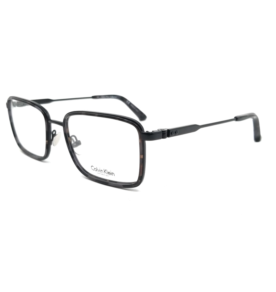 Calvin Klein Collection Eyeglasses CK8059 007 Matte Black Men 54x18x140