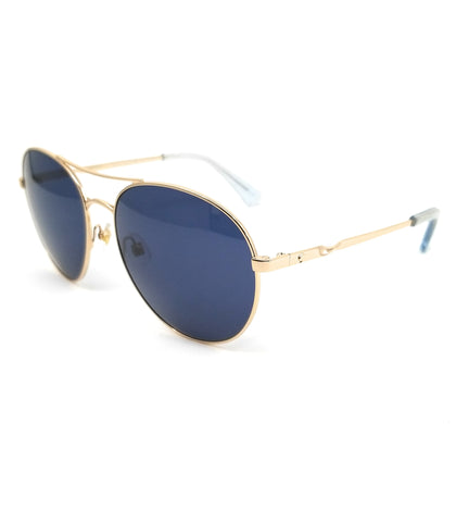 Kate Spade Sunglasses JOSHELLE PJP Blue Women 60x17x140