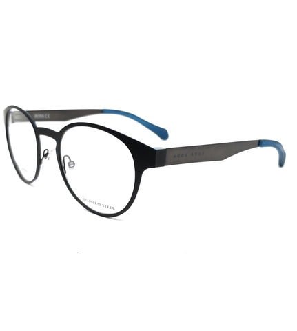 BOSS by Hugo Boss Eyeglasses 0872 0MB Matte Black Blue Unisex 50x20x145